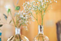 W H I T N E Y + J A S O N / www.youarecharming.com | Florist: Charming | Photographer: Christy Archibald Photography