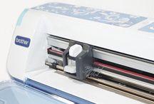Mesin Scan & Cutting Sticker Murah