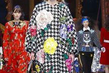 Dolce & Gabbana F/W16/17 #DGFabulousFantasy Women's Fashion Show
