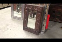 Mirrors - Rustic, Contemporary, New and Recycled