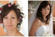 Bridal Make Up Before and Afters