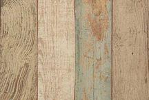 suelos de madera pintada