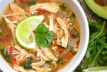Chicken soup / Primer plato
