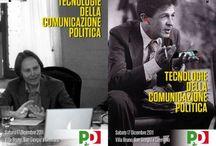 Comunicazione politica / Comunicazione politica e istituzionale