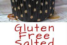 Gluten free food.