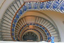 Stairs - Treppen - trappen / Stairs - Treppen - trappen