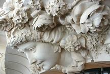 Rzeźby i rzeżbienia