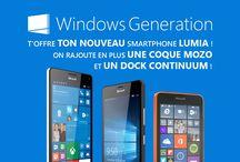 Lumia, Windows 10, Windows 10 Mobile, annonce, Cadeau, gagnant, Jeu-concours, Lumia 950, WindowsGeneration