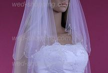 Bridal Veils / Bridal veils are an important part of wedding.This is the only one opportunities to wear this unique costume.So select your bridal veils from wed-shopping.com.