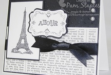 Artistic etchings stampin up cards