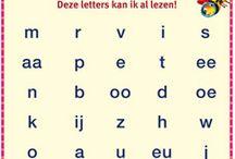 Letterfeest groep 3