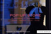 Pop-up Store in Hamburg 30.11. - 21.12.2013