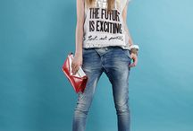 Look Book Miss Miss Jeans SS 2015
