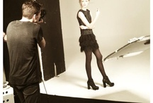 Behind the Scenes – Campaign Shoot