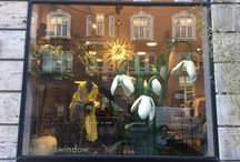 Rabens Window / Every other month our window elves do their magic in Rabens Saloner Store. Keep posted on their newest inventions here