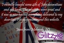 Glitzzie Testimonials / We love our Glitzzie customers - and they love us! Read what they have to say here.