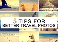 Vacation tips / by Annette Miller