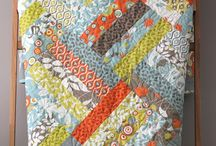 Rail Fence Quilt / by Heather Brown
