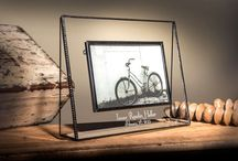engraved picture frame / by Leah Eischen