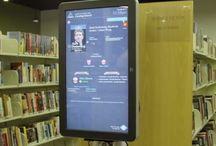 Nuevos hábitos lectores / Nuevos espacios, dispositivos, medios... de lectura