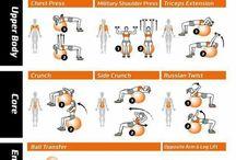 cvičení celého těla