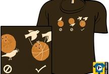Shirts I Want / by Matt Creek