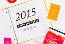 Making Things Happen 2015 / * Finding and following God wholeheartedly. *