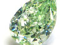 Gleaming gems.