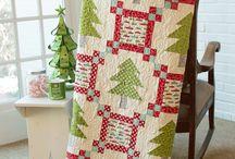Fresh cut pines quilt