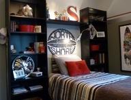 Sons bedroom ideas