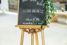 Wedding decorations / Ideas for wedding decorations some DIY some not:)