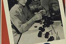 WWII Military Women