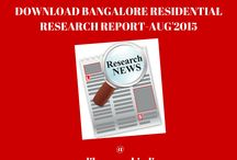 LJ Hooker Research Report / Mid Year Real Estate Market Research Report 2015 tracks the supply/demand,and price of the primary residential market. It provides in-depth details of the Bangalore Real Estate Market from a macro to micro level. The report analysis is based on the interaction with 10000 plus prospective buyers across Bangalore.