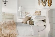 Dreamy White  / by Betsy Pool @ Romance on a Dime