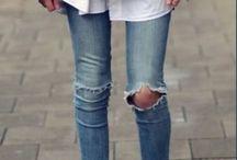 minimal winter style