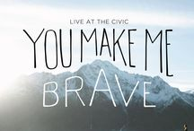 You Make Me Brave / You Make Me Brave sings a message of courage, faith, and victory. The album features artists Kari Jobe, Jenn Johnson, Amanda Cook, Steffany Frizzell Gretzinger, Kristene DiMarco and Leah Valenzuela. The accompanying live videos provide powerful visuals that inspire the worship experience. Learn more: bethelmusic.com/you-make-me-brave