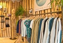 Store Design Ideen / nice and creative store design ideas
