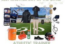 Athletic Training / by Tamar Arnold