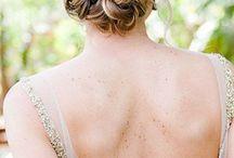 bröllops frisyr