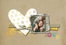 digiscrap / Digiscrap scrap booking