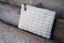 CROCHET - Bags, pouches, baskets...