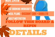 Natalie Jill 7-Day 'Don't Be A Turkey' Workout Challenge