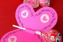 Tvoření Valentýn