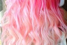Hair Ideas / by Tiffani Esh