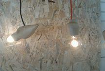 Lâmpadas e cabos vintage / Visual merchandising - lâmapadas e cabos Eglo vintage. Decoração no #LeroyMerlin
