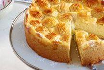 Apfel  Schmand Kuchen
