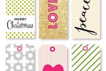 Gifting: Gift Tags