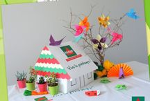 Moment Vive le Printemps Maif - Very Good Moment / La Maif a fait venir le printemps chez nos Hôtes avec toutes sortes d'activités créatives (jardinage, origami, peinture, pâte à modeler...) ! La bonne humeur était au rendez-vous pour ce Moment familial !