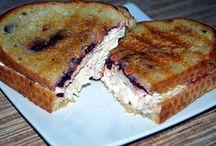 sandwiches / by Brenda Bolden
