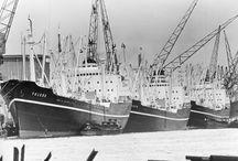 yük gemileri tankerler
